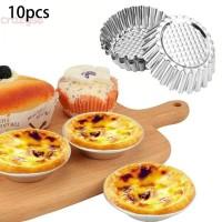 Egg Tart Mold Egg Tart Mold Cake Nonstick Accessories Professional