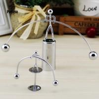 (PROMO) PT_Mini Balance Pendulum Metal Weightlifting Iron Man Cradle