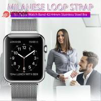 (-boss ) Milanese Strap Loop Magnetik 22mm untuk Apple iWatch 4 /