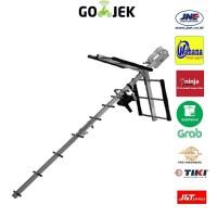 Antena TV led LUAR outdor Sanex 899 Free kabel 10 Meter lj-225