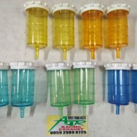 variasi Botol wadah Air Radiator warna Transparan bening Ninja R RR SS