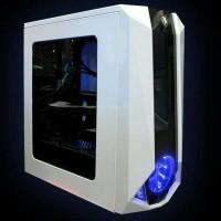 PC Gaming MSI B250M Mortar Feat GTX 1050ti 4 GB ssd 240 GB perkak
