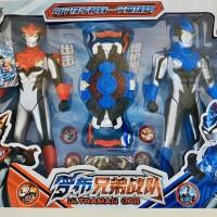 Ultraman orb / mainan robot ultramen / figure