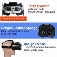 Unik PROMO VR Box 2 with Magnetic Button Google Cardboard Virtual
