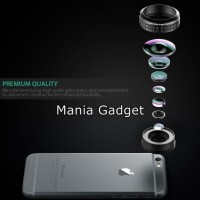 PRODUCT TERBARU MG Optic Pro 238 Degree Wide Angle Lens Aukey PL-WD02