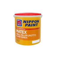 MATEX PUTTY (Plamir Tembok) NIPPON PAINT - 4kg