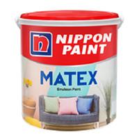 CAT TEMBOK MATEX (Interior) NIPPON PAINT - 4.5kg