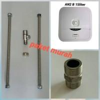 Water Heater Ariston 15L PAKET MURAH