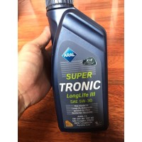ARAL Super Tronic Longlife III 5W-30 full synthetic 1 Liter Original