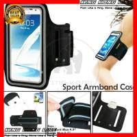 Armband Sport Case Sarung HP Lengan Olahraga Universal Joging Lari Gym