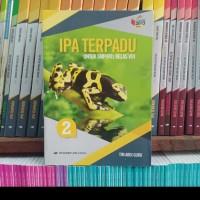 PROMO Buku SMP IPA Terpadu Kelas 8 Revisi Erlangga