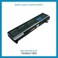 Baterai Laptop Toshiba Satellite A80 A85 M50 M70 PA3465U-1BRS Series