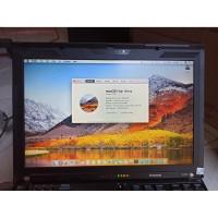 Laptop Lenovo Thinkpad X201 Core i5 Rasa Macbook Pro