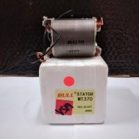 BULL STATOR MT370 RUMAH ARMATURE FIELD MESIN TRIMER PROFIL MAKTEC