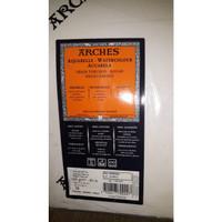 ARCHES WATER COLOUR PAPER ROUGH 185GSM 56x76 CM