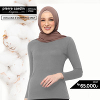 Pierre Cardin Natural Cotton Top Inner 207-20001T - Grey - M