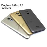 Backdoor Tutupan Baterai Back Casing Zenfone 3 Max ZC520TL