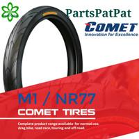 BAN COMET KOMET M1 M-1 NR77 708017 70/80-17 7080R17 TUBETYPE