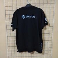 t-shirt STAFF tultex USA Heavy weight Vintage black, 80s, 90s, Pekat