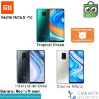 Xiaomi Redmi Note 9 Pro 6/64 & 8/128 GB - Garansi Resmi Xiaomi - Grey 64GB