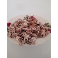 Baby Octopus Matang siap olah Daging Bayi Gurita 250gr atau 500gr