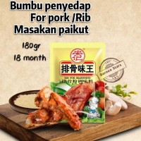 Anji/Bumbu penyedap Rib Pork/ Paikut 180gr /(non halal)