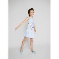 Baju Anak Disney Original/Dress Disney's Frozen Printed Sleeveless