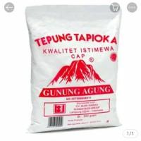 Tepung Tapioka Cap GUNUNG AGUNG Uk 500 GR