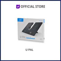 Deep Cool UPal Laptop Cooling Pad Fan Coolingpad Notebook Deepcool