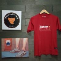 kaos/t-shirt persija jakmania jakarta spezial