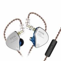 Bluetooth Headset Cca ca4 Handsfree In-Ear HiFi 1ba + 1dd 3.5mm