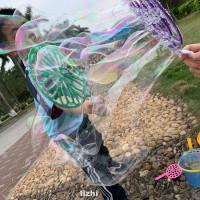 Mainan Anak Tongkat Pembuat Gelembung Sabun Ukuran Besar Untuk