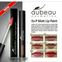 Aubeau Matte Lip Paint ( lipstick Matte )