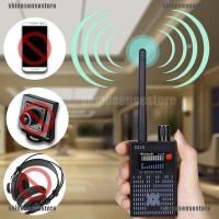 Anti-Spy G318 Hidden Camera Lens Laser GSM Device Finder Signal Bug
