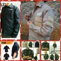 Baju Pria Atasan Outdoor Kemeja Drone Tactikal Blackhawk 511 Army