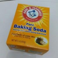 Termurah Arm N & Hammer Hamer Pure Tepung Baking Backing Soda Powder