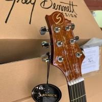Gitar akustik Samick Greg bennet D-310 N original new