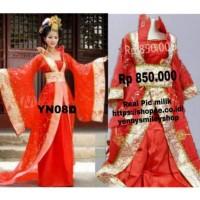 Baju China Dewasa Yn08D Baju Traditional China Promo!!!