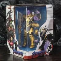 ZDToys Marvel Avengers Endgame ZD Toys Thanos Figure :