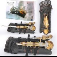 Hidden Blade Creed Assasin Syndicate Assassin Gauntlet Real Size