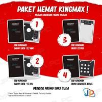 Paket SSD Kingmax 240GB Sata3 + Caddy Laptop/ Bracket/ Enclosure Orico