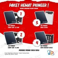 Paket SSD Pioneer 120GB Sata3 + Caddy Laptop/ Bracket/ Enclosure Orico