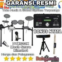 drum electric/elektrik YAMAHA DTP 522 /DTX 522k/DTX-522k(Sesuai Gambar