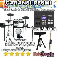 drum electric elektrik YAMAHA DTX720k DTX 720k DTP720 Tanpa Kick Pedal