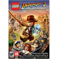 LEGO Indiana Jones 2 : The Adventure Continues - PC DVD Game Adv