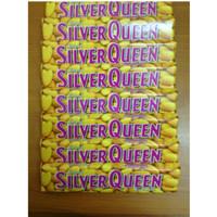 Silverqueen 65 gram - Almond