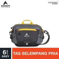 Eiger Strider 6L 1F Lumbar Bag - Grey 6L