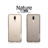 Soft Case HUAWEI Nova 2i Nillkin Nature Softcase TPU Original - Clear