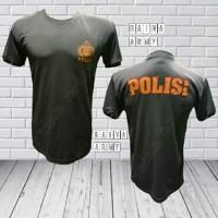 kaos polisi baju polisi