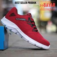 Sepatu Pria Sneakers Running Sport Adidas Termurah Olahraga Men Shoes